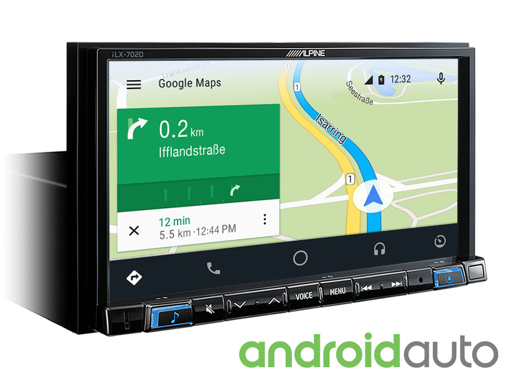 7 Digital Media Station Featuring Apple Carplay And Android Auto