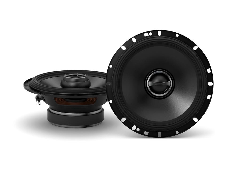 6 12 (16.5cm) Coaxial 2 Way X Series Speakers Alpine X S65
