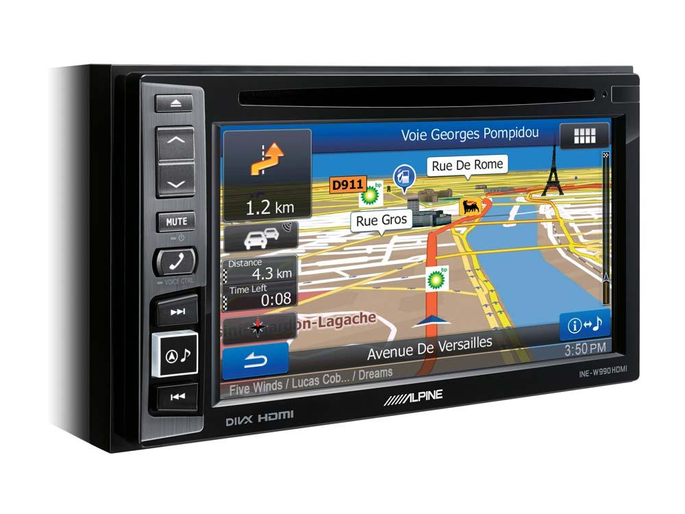 kia alpine 2009 navigation system operating manuals