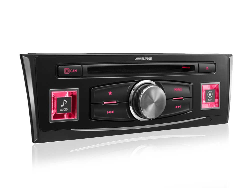 advanced navi station alpine style product for audi a4 and a5 rh alpine electronics se Audi A6 Manual Audi A6 Manual
