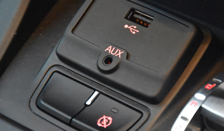 KIT-7AR-940 - Retain the original USB / AUX inputs of your Alfa Romeo Giulietta