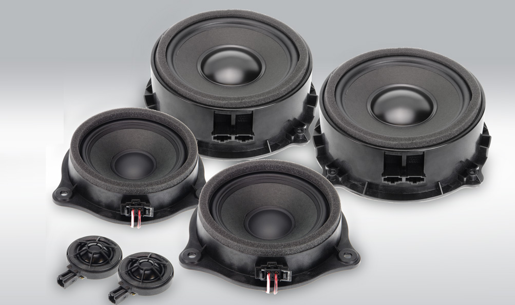 Premium Alpine Sound System For Audi Tt Alpine Spc 400tt