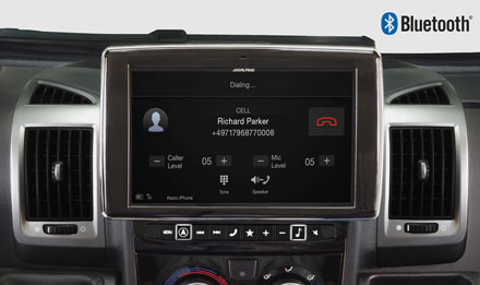 Ducato, Jumper and Boxer - Built-in Bluetooth® Technology - X901D-DU