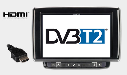 Ducato, Jumper and Boxer - Upgrade to DVB-T Digital TV