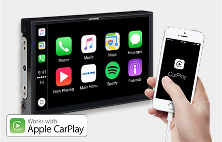 Freestyle - Works with Apple CarPlay - X903DC-F